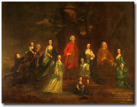 Eliot Family Group by Sir Joshua Reynolds